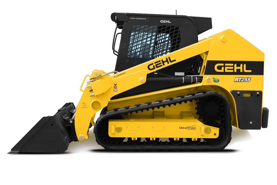 Gehl - RT255 Compact Track Loaders