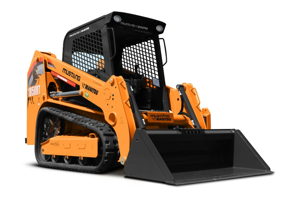 Mustang by Manitou - 1850RT Compact Track Loaders