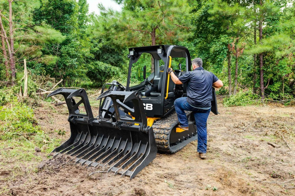 JCB - 270T Compact Track Loaders