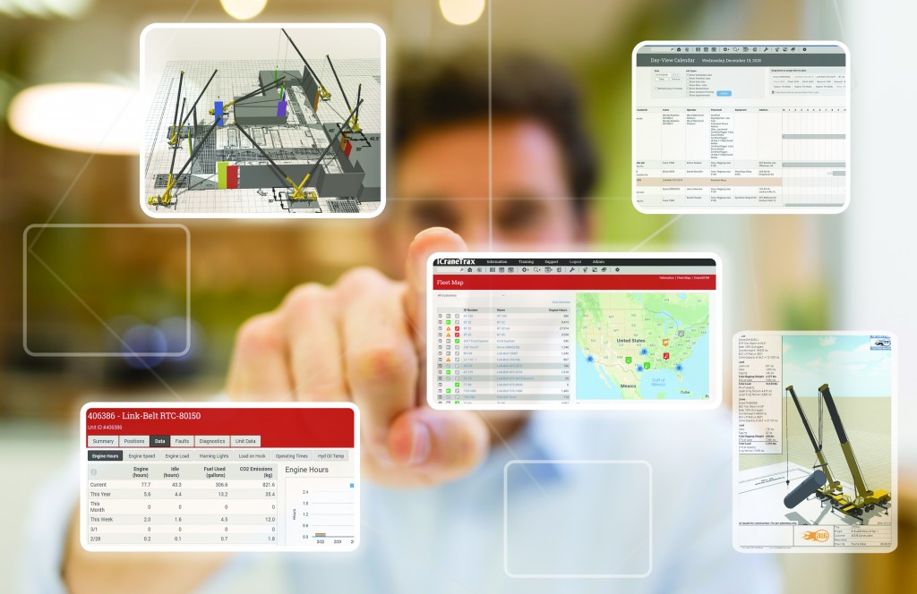 App from A1A Software helps technicians monitor vital crane info on the go