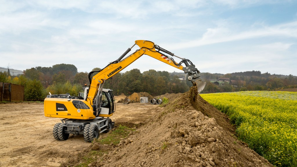 Liebherr to show range of earthmoving and construction equipment at CONEXPO
