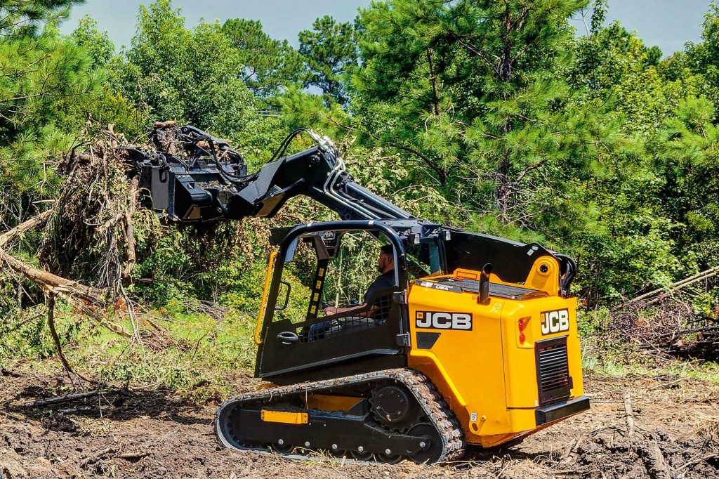 JCB - 300T Compact Track Loaders