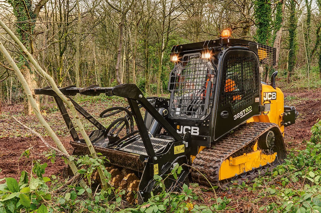 JCB - 325T Forestmaster Compact Track Loaders