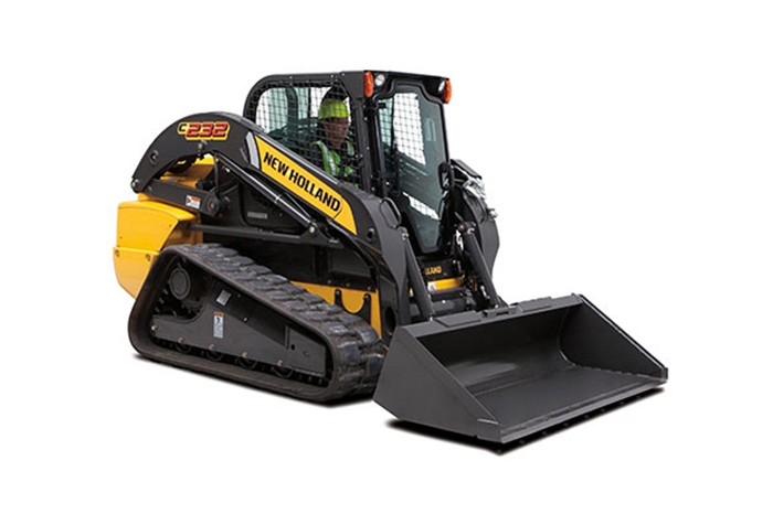 New Holland - C232 Compact Track Loaders