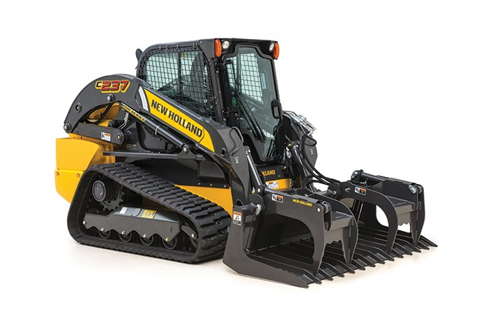 New Holland - C237 Compact Track Loaders