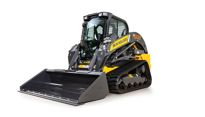 New Holland - C245 Compact Track Loaders