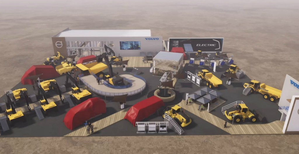Volvo CE to introduce new machines and prototypes at CONEXPO