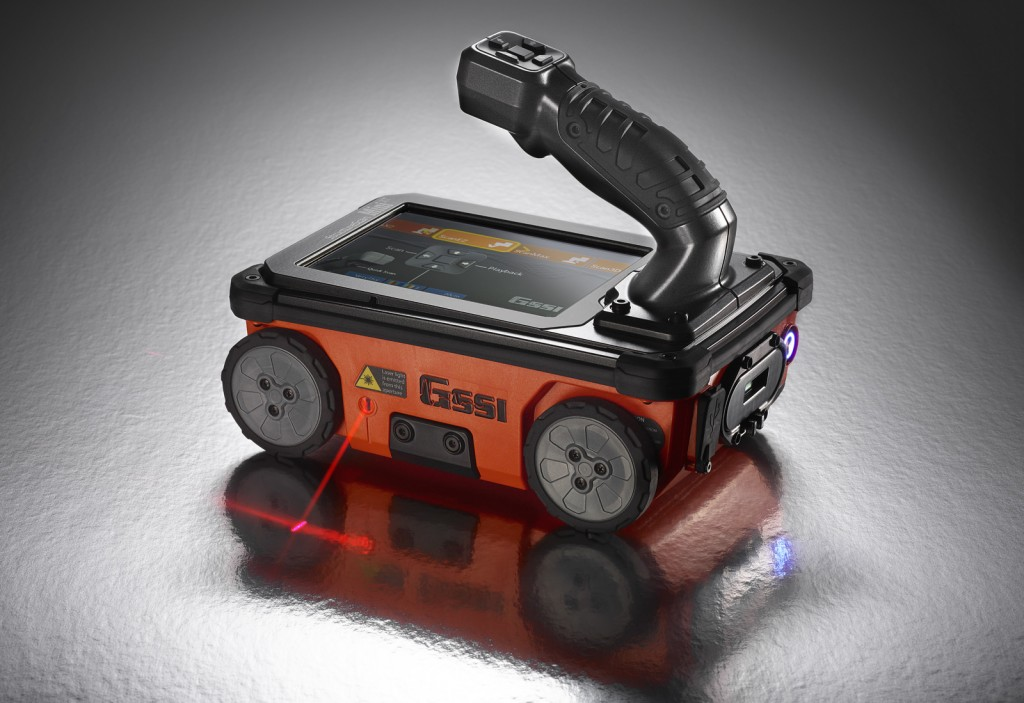 GSSI to demo mini GPR system at World of Concrete