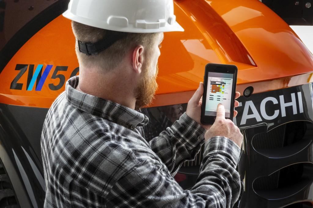 Hitachi to debut wheel loaders and more at at CONEXPO-CON/AGG 2020