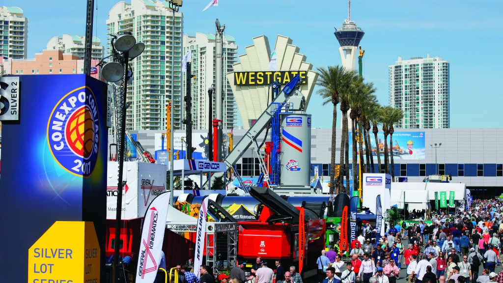 Top trends to watch for at CONEXPO-CON/AGG 2020