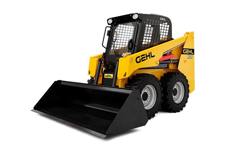 Gehl - R105 Skid-Steer Loaders