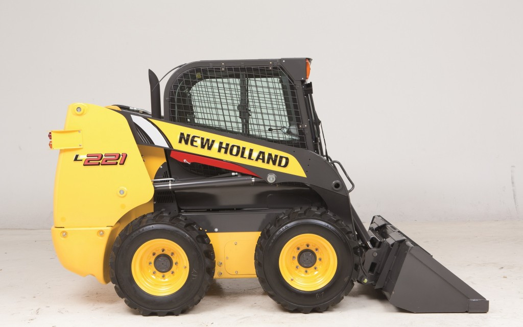 New Holland - L221 Skid-Steer Loaders