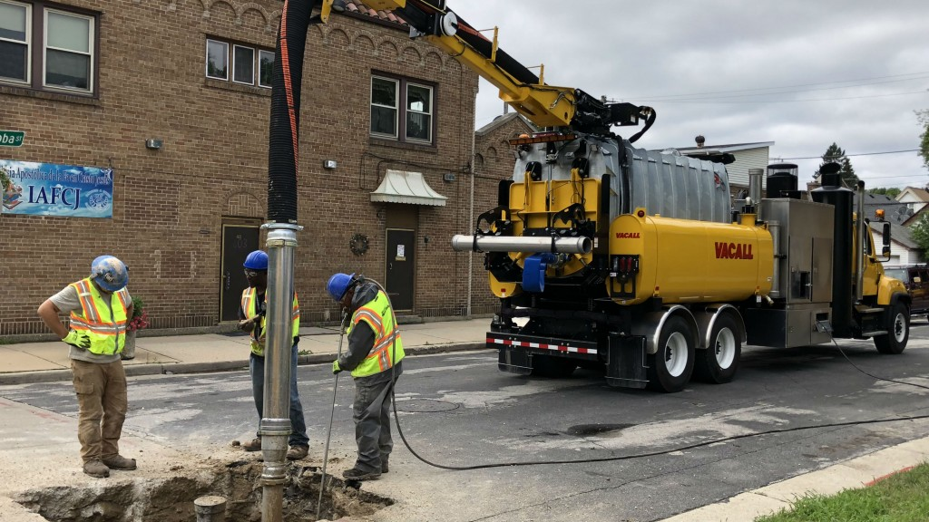 Gradall to display Vacall AllExcavate hydro excavator at CONEXPO-CON/AGG 2020