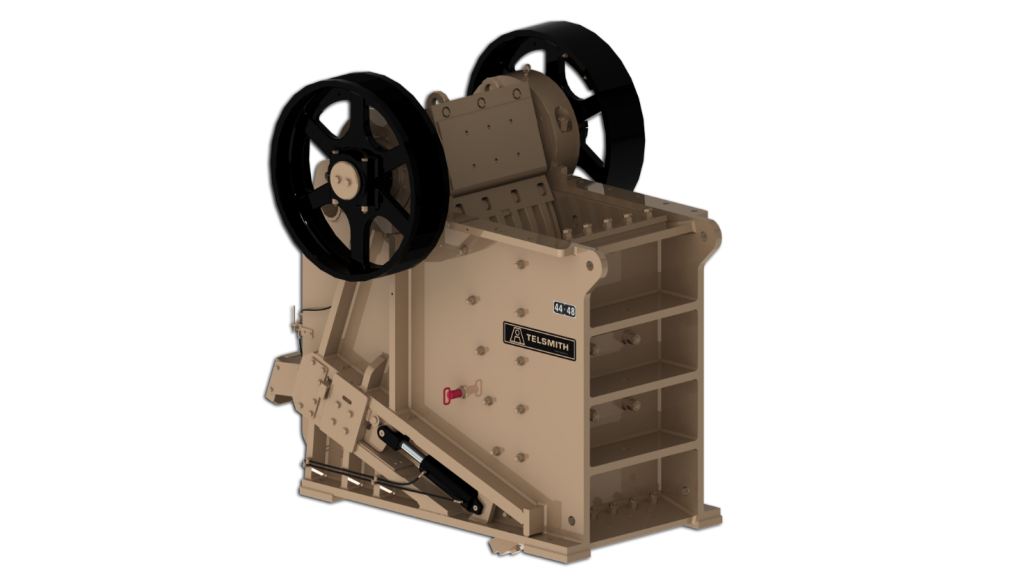 Telsmith to show Iron Giant Jaw Crusher at CONEXPO/CON-AGG 2020