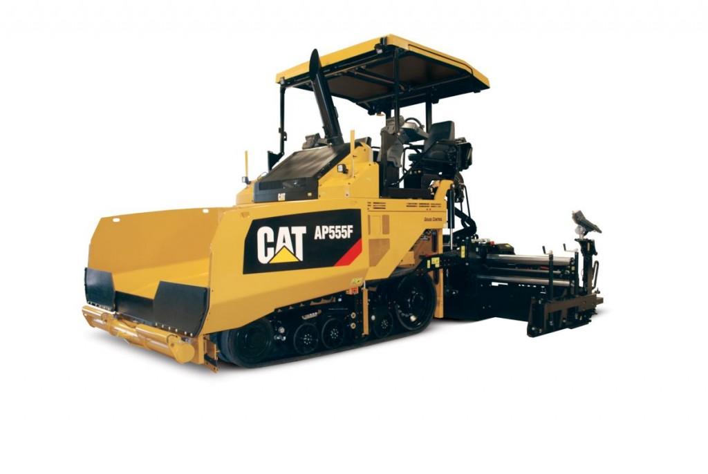 Caterpillar Inc. - AP555F Asphalt Pavers
