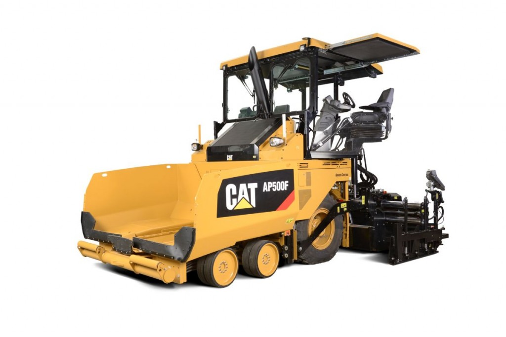 Caterpillar Inc. - AP500F Asphalt Pavers
