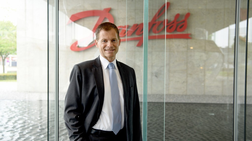 Kim Fausing, Danfoss President and CEO