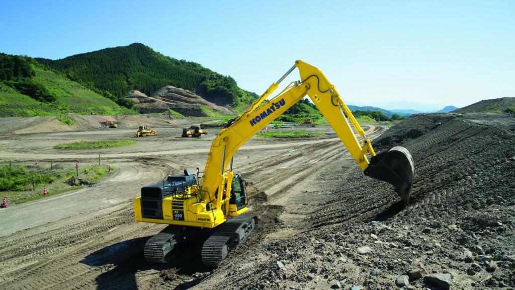 Komatsu to show 25 machines at CONEXPO-CON/AGG 2020