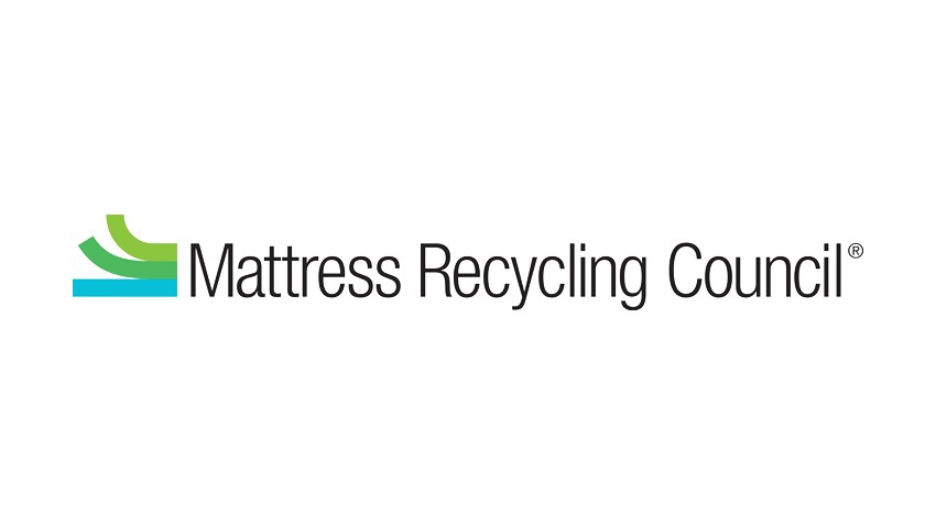 recycling mattress council logo