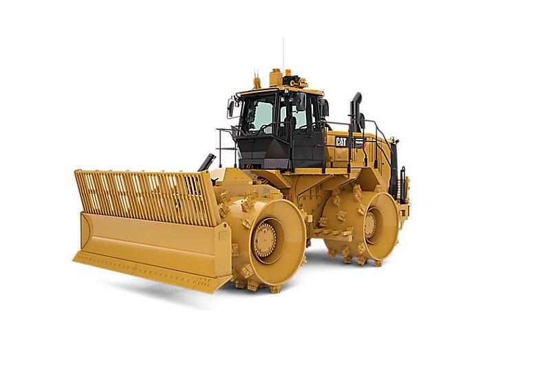 Caterpillar Inc. - 826K Compactors