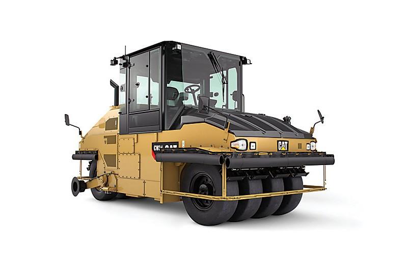 Caterpillar Inc. - CW34 Pneumatic Tire Rollers