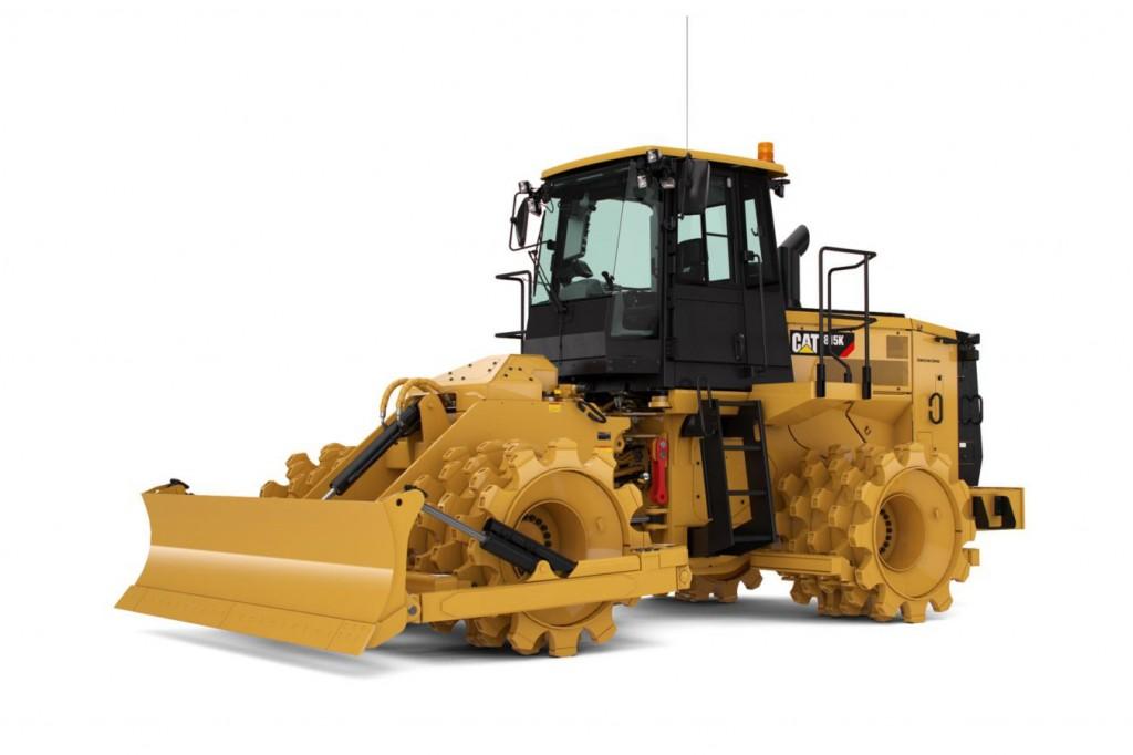 Caterpillar Inc. - 815K Soil Compactors