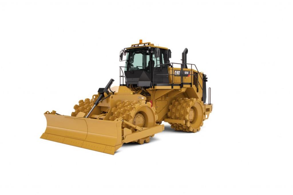 Caterpillar Inc. - 825K Soil Compactors