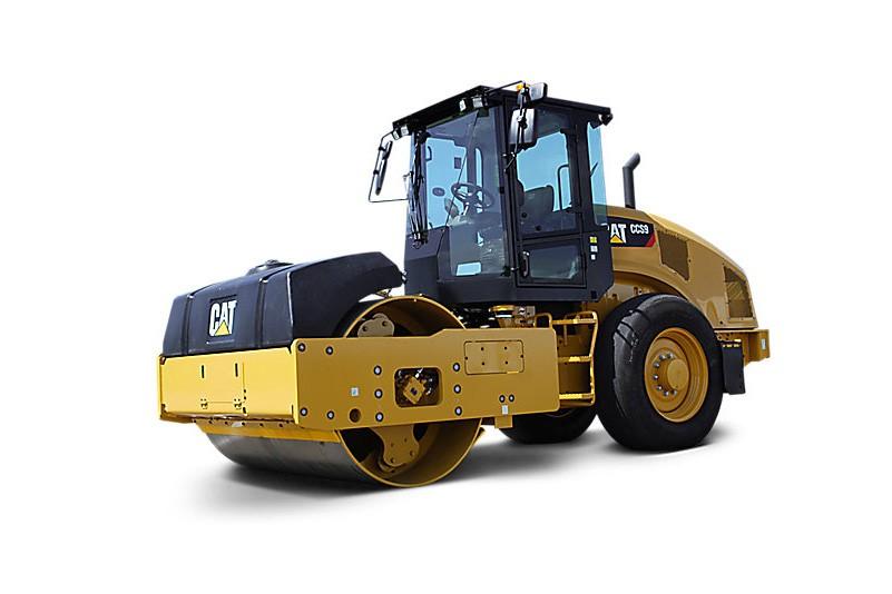 Caterpillar Inc. - CCS9 Compactors