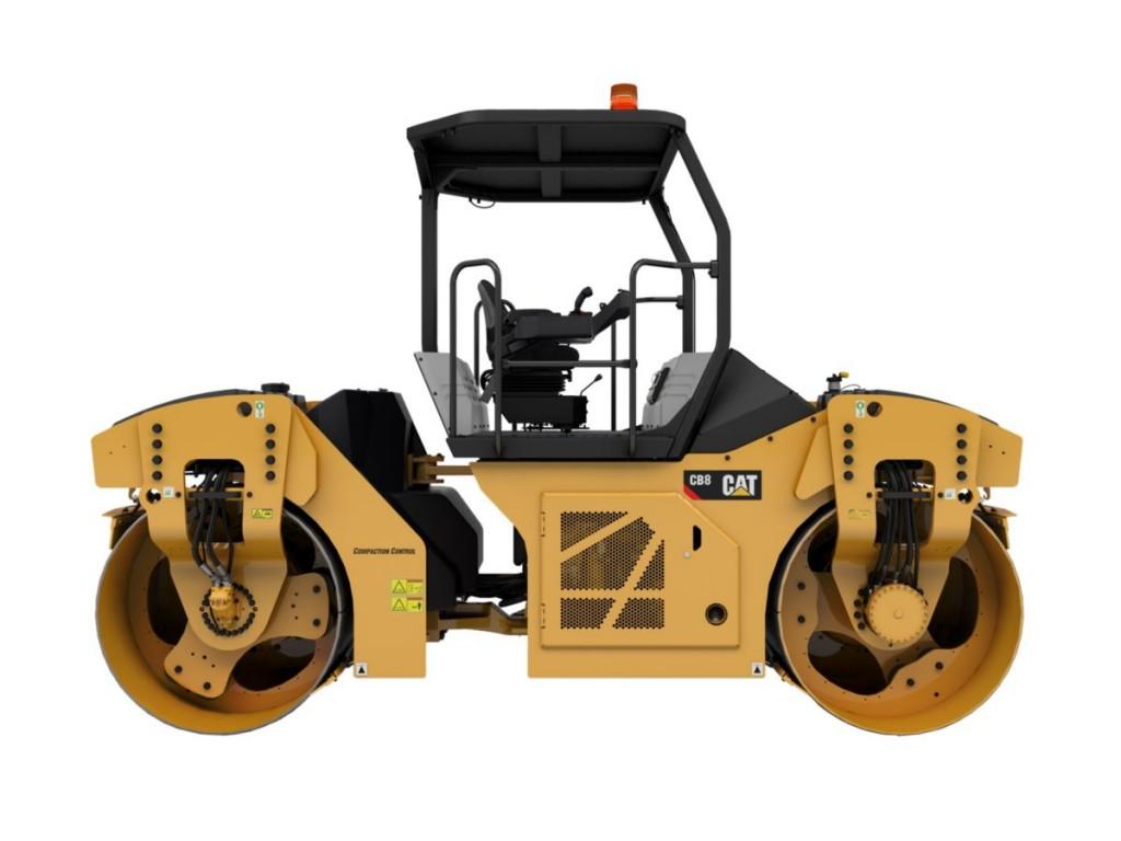 Caterpillar Inc. - CB8 Compactors