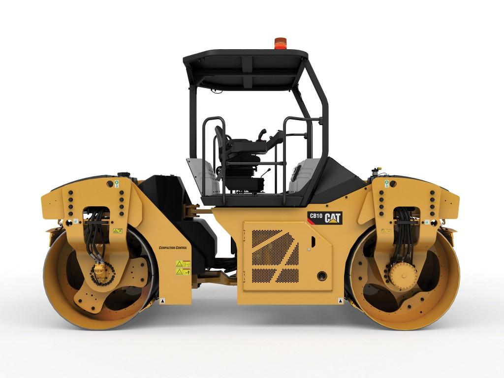 Caterpillar Inc. - CB10 Compactors