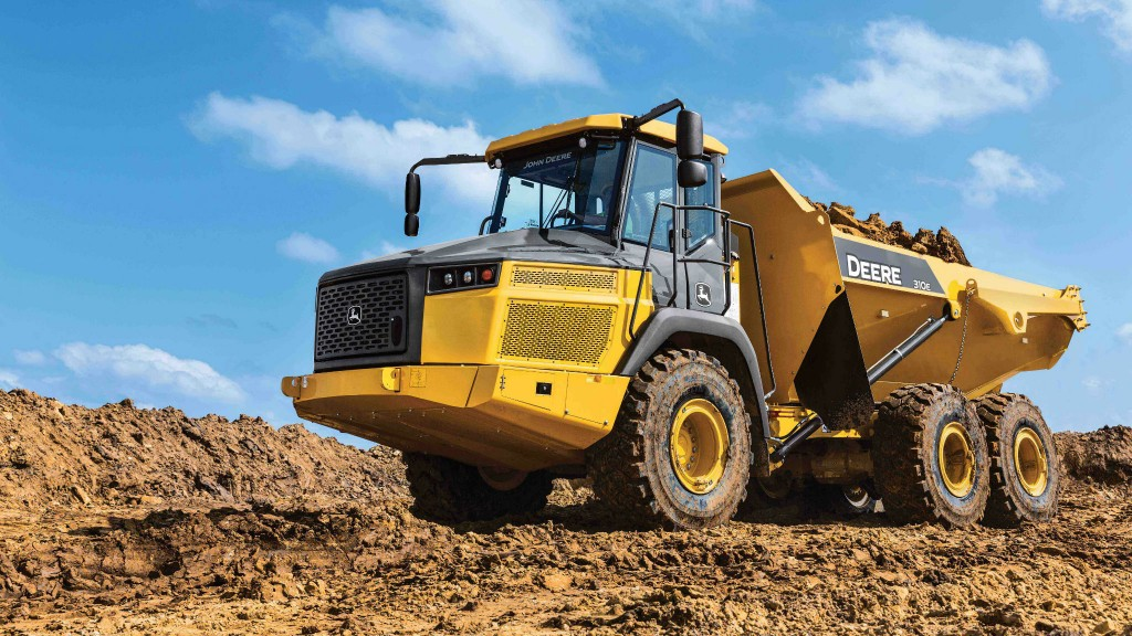 John Deere extends ADT transmission warranty through 2020