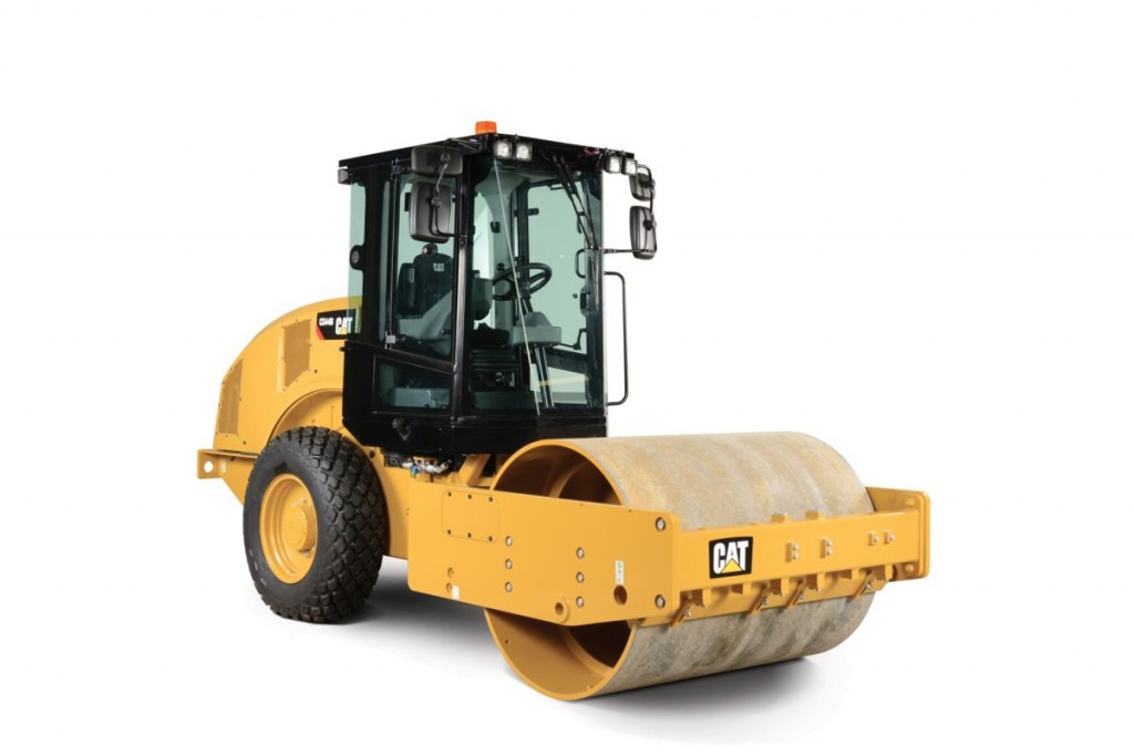 Caterpillar Inc. - CS44B Soil Compactors
