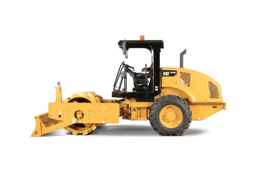 Caterpillar Inc. - CP44B Soil Compactors