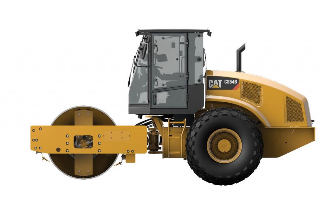 Caterpillar Inc. - CS54B Soil Compactors