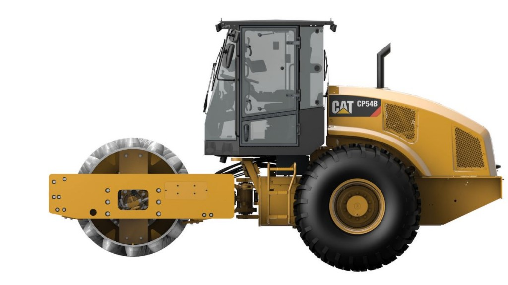 Caterpillar Inc. - CP54B Soil Compactors