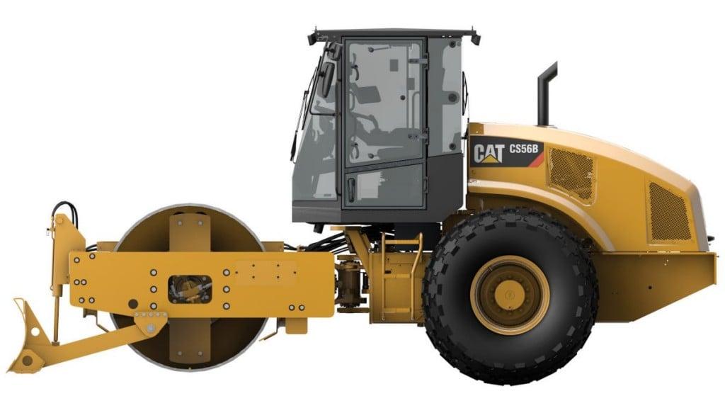 Caterpillar Inc. - CP56B Soil Compactors