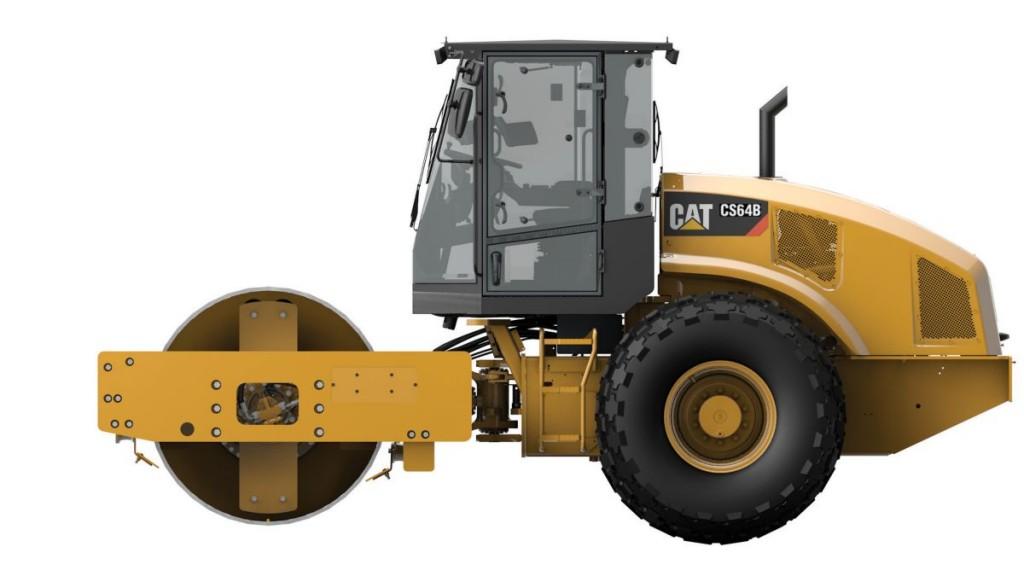 Caterpillar Inc. - CS64B Soil Compactors