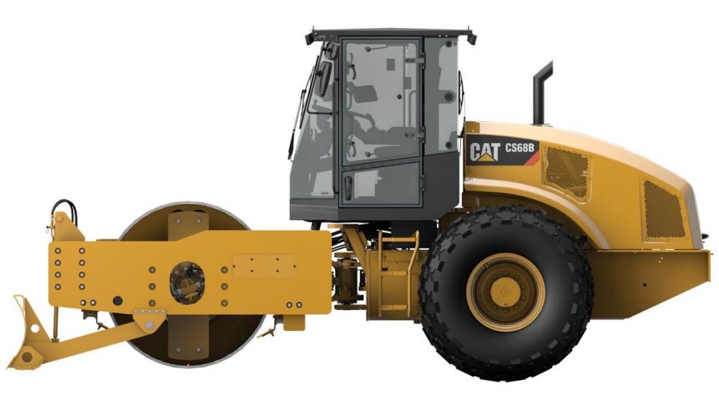 Caterpillar Inc. - CS68B Soil Compactors