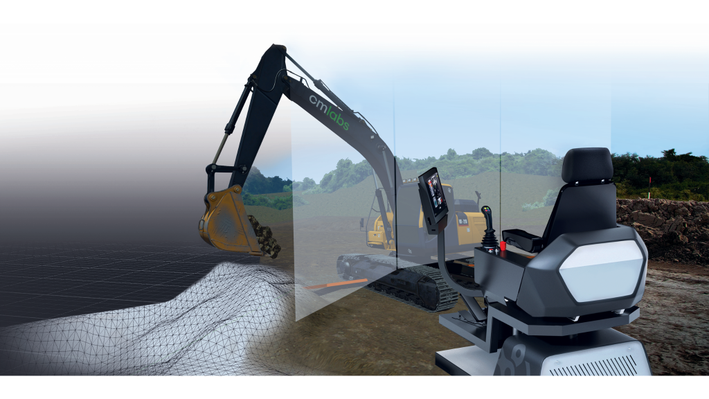 CM Labs to debut new simulation training solutions at CONEXPO-CON/AGG 2020