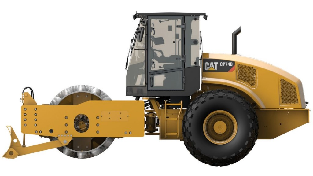 Caterpillar Inc. - CP74B Soil Compactors