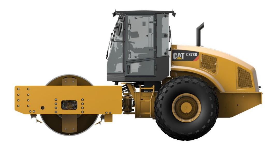 Caterpillar Inc. - CS78B Soil Compactors