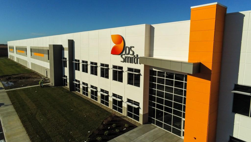 Box Manufacturing Plant