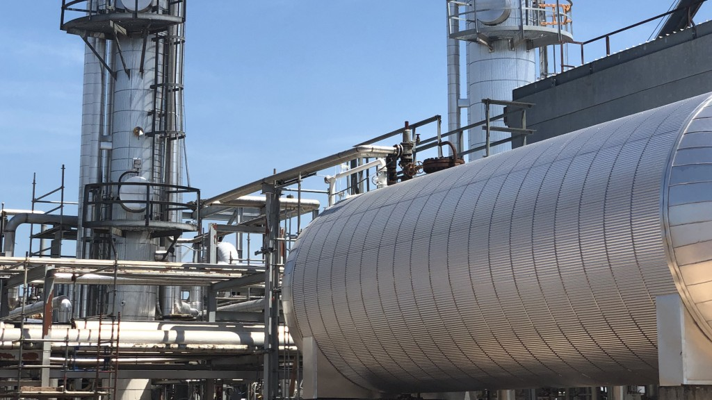 ethane and propane recovery plant
