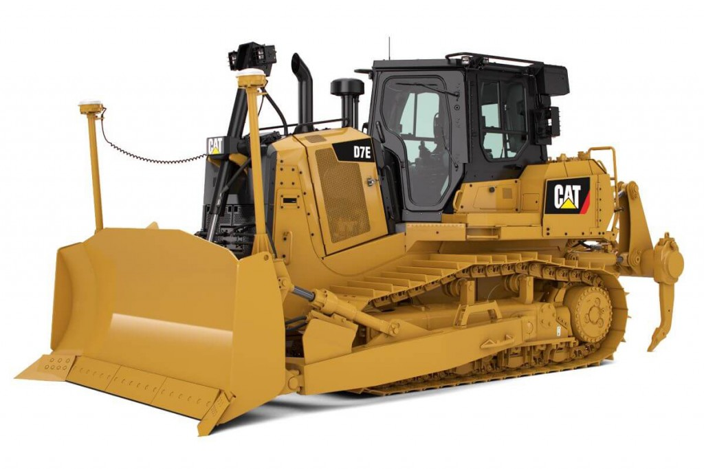 Caterpillar Inc. - D7E Crawler Dozers