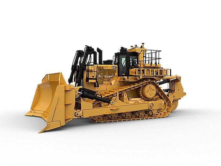 Caterpillar Inc. - D11 Crawler Dozers