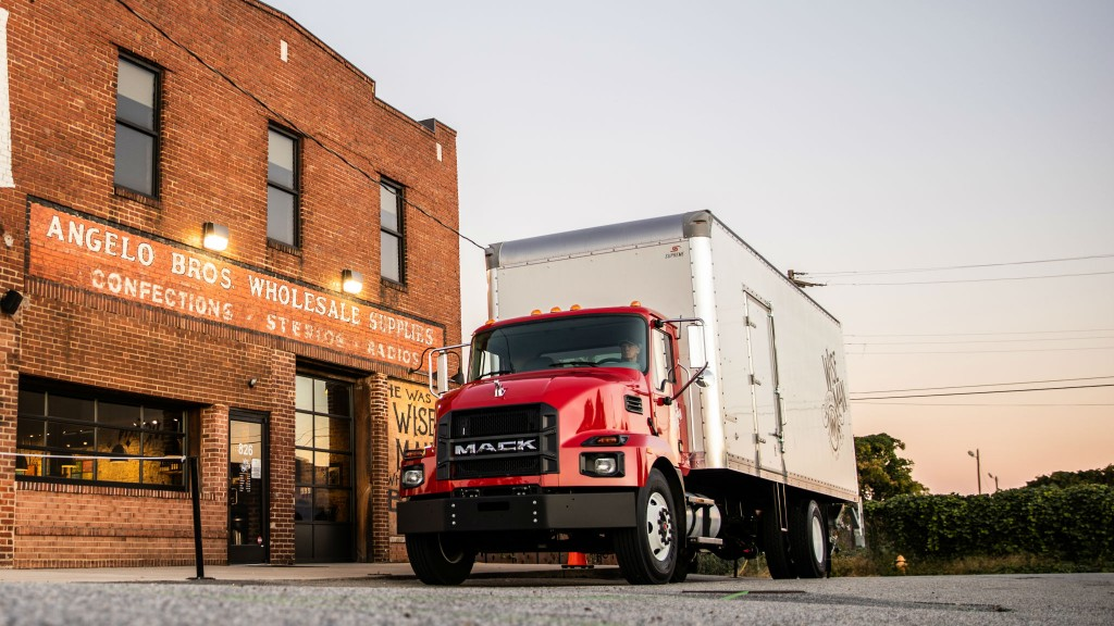 Mack Trucks launches medium-duty truck line