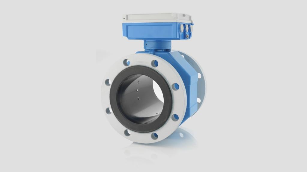 Endress+Hauser flowmeter