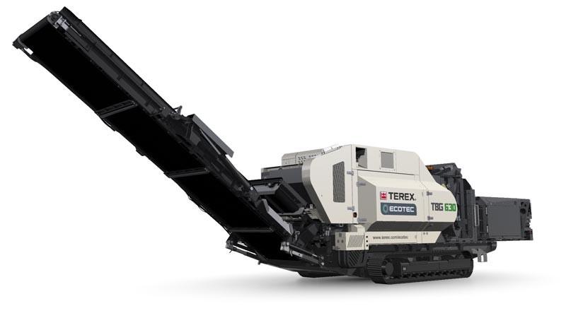 Terex Ecotec - TBG 630 Shredders