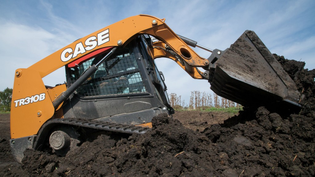 Case introduces 13 B Series compact track loaders and skid steers at World of Concrete