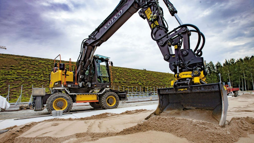 From Swedish village to the world: Engcon marks tiltrotator's 30-year journey